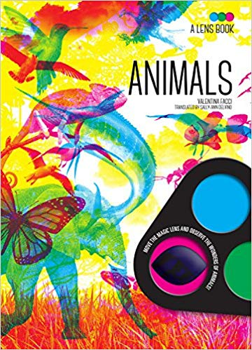 Lens Book: Animals