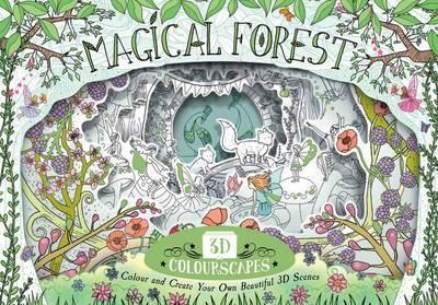 3D Magical Forest