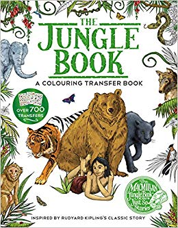 Jungle Book - Transfer obrázků